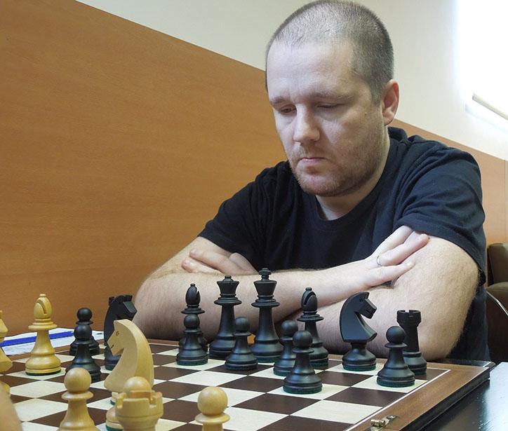 """Hugo Spangenberg.- """"Soy la persona que menos sabe de historia del ajedrez"""""""