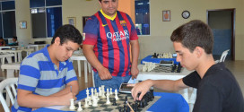 Ecuador.- Cuatro líderes en el tablero de ajedrez