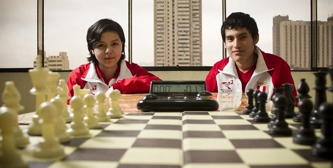 "Perú.- ""Podemos ser potencia mundial en ajedrez"""