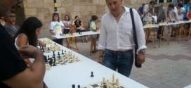 España.- Doñinos organiza una partida simultánea de ajedrez