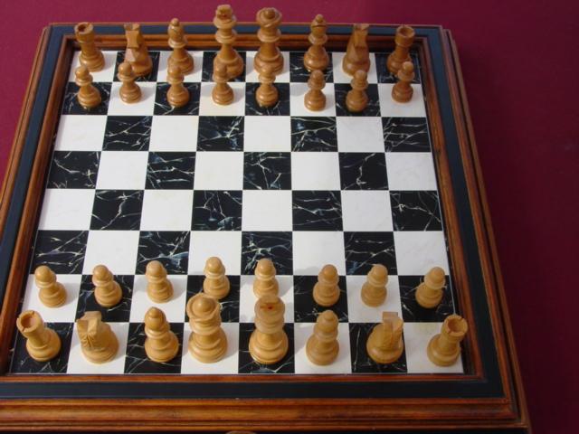 Los títulos en ajedrez