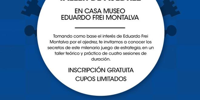 Chile.- Campeona nacional dará taller gratuito de ajedrez