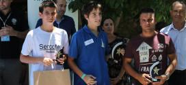 Motril, Esp.- Daniel Molina ganador del 'V Torneo de Ajedrez Jardín Nazarí' de Vélez de Benaudalla