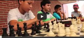 Venezuela.- Video | El ajedrez se apodera de espacios ocumareños