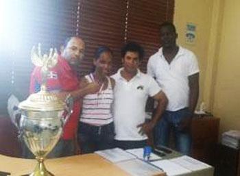 RepDom.- Katerine Coronado conquistó el Campeonato Nacional Juvenil de Ajedrez Femenino