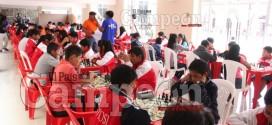 Tarija, Bol.- Inicio torneo internacional de ajedrez