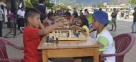 Cusco, Per.- Campeonato de ajedrez causó expectativa en el Vraem