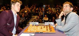 Partida: Aronián tritura a Carlsen