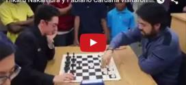 Hikaru Nakamura y Fabiano Caruana visitaron una escuela en Misuri (USA)