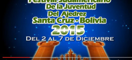 Video 2: Festival Sudamericano de Ajedrez de la Juventud 2015