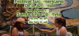 Video 1: Festival Sudamericano de Ajedrez de la Juventud 2015