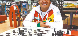 Bolivia.- Borda, un apellido ligado a la práctica del ajedrez