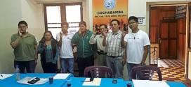 ALAN BORDA NUEVO PRESIDENTE DE LA FEDERACION BOLIVIANA DE AJEDREZ