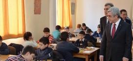 El ajedrez, identidad nacional de Armenia