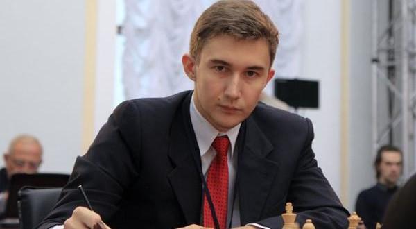 Ruso Sergey Karjakin se corona en Torneo de Candidatos de Ajedrez