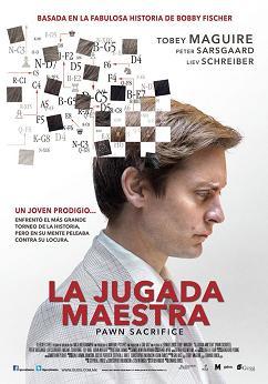 """Carátula de la Peícula """"La Jugada Maestra"""""""