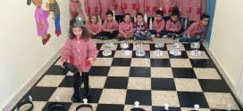 España.- El ajedrez como proyecto de aprendizaje en el Colegio Virgen de la Peña, de Bembibre