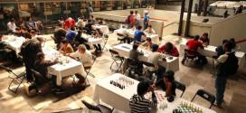 Ciudad de México.- El Metro, una escuela dominguera de ajedrez