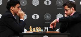 Anand alcanza a Karjakin en el liderato