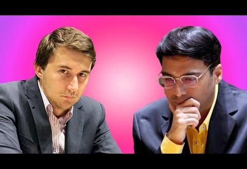 Anand retorna a la cima del Torneo de Candidatos de Ajedrez