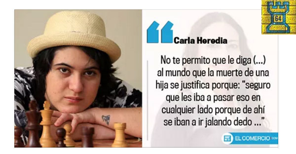 Ecuador.- GMF Carla Heredia escribió una carta a la subsecretaria de Turismo Cristina Rivadeneira