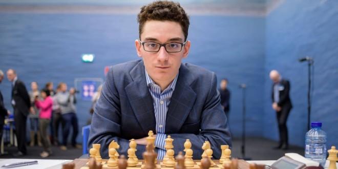 Estadounidense Caruana lidera el Torneo de Candidatos de ajedrez