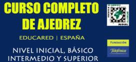 Curso Completo de Ajedrez | Educared – España
