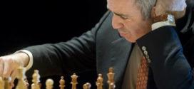 Kasparov donará lo que gane al equipo olímpico de EEUU