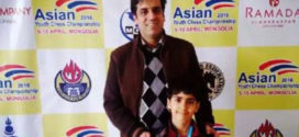 Irán gana título de Campeonato Asiático de Ajedrez de Cadetes 2016