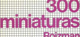 Libro: 300 Miniaturas | Roizman