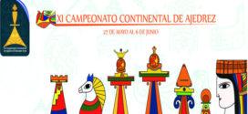 El Salvador será sede por primera vez del Campeonato Continental de Ajedrez 2016