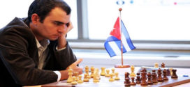 Leinier Domínguez ganó en segunda fecha de campeonato ruso de ajedrez