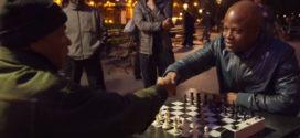 Cuando un ajedrecista callejero se topa con un GM sin saberlo!