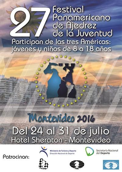 afiche-panam-juventud-uruguay2016