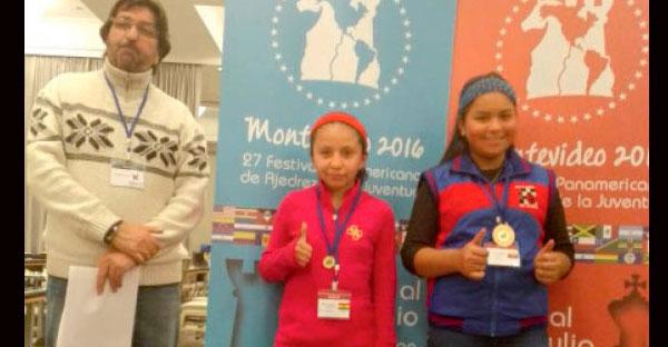 Bolivia.- Anahí Mamani logra medalla de bronce en Panamericano
