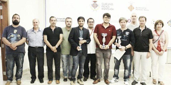El peruano Emilio Córdova se impone en el XXIV Open Internacional Ciutat de Montcada
