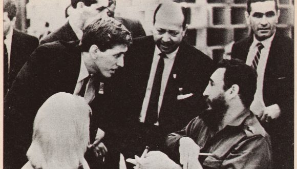 Fidel y el ajedrez