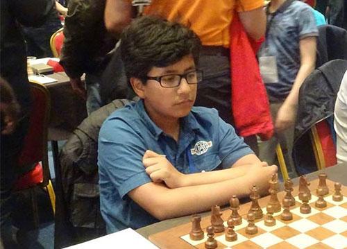 Gonzalo Quirhuayo una de las mejores cartas que tiene el Perú. A falta de una ronda y aseguró el oro para su país.