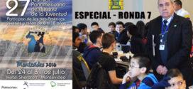 Festival Panamericano de la Juventud 2016 – Ronda 7