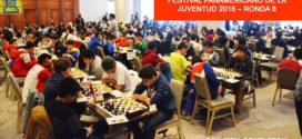 Festival Panamericano de la Juventud 2016 – Ronda 8