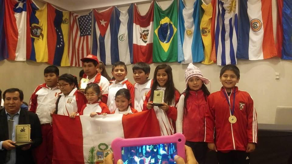 El equipo peruano fue el mejor de este Panamericano.