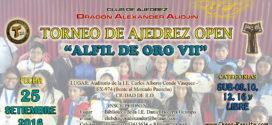 "Ilo, Per.- TORNEO DE AJEDREZ ""OPEN – ALFIL DE ORO VII"", 25 sep 2016"
