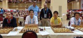 Histórico: Paraguay el 2do. Mejor equipo latinoamericano en las Olimpiadas de Ajedrez 2016