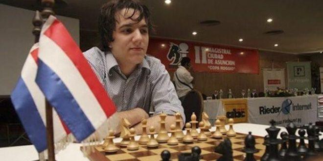 Paraguay asiste con cuatro grandes maestros