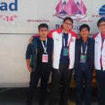 Entrevista a Cristhian Cruz tras jugar las Olimpiadas de Bakú 2016
