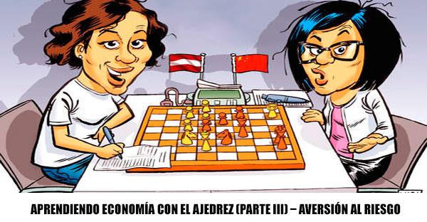 Aprendiendo economía con el ajedrez (Parte III) – Aversión al Riesgo
