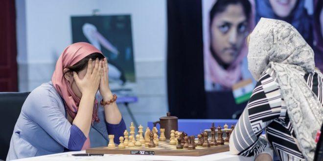 Un Mundial de ajedrez femenino con hiyab pero ¿sin las mejores?
