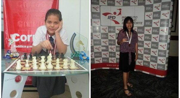Perú.- Chiclayanas se coronan campeona y subcampeona en Panamericano de ajedrez