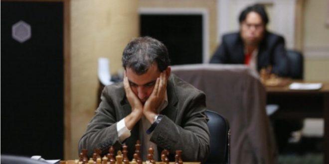 Cubano Domínguez logra quinto éxito en Campeonato español de ajedrez