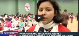 Lima, Per.- Se disputa el Panamericano escolar de ajedrez 2016
